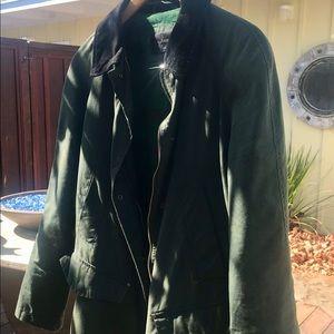 Corduroy Collar Utility Jacket by Zara size S